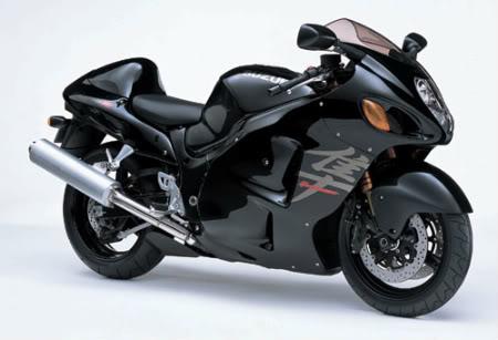 suzuki A Moto mais Rápida do Mundo   Suzuki GSX1300R 2009