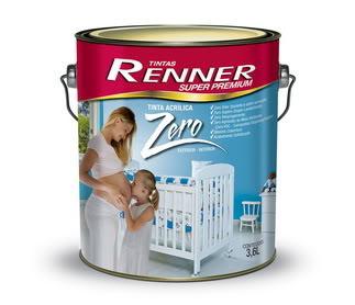 tintazero Tintas Renner: Cores, Catálogo