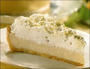torta limao Receita Torta de Limão