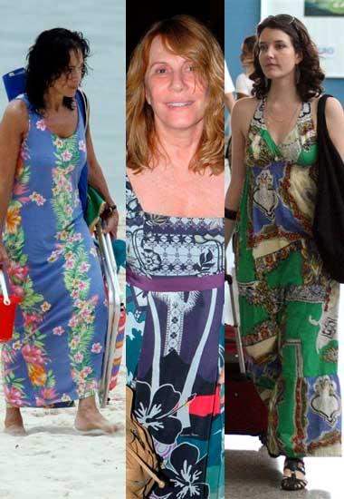 vestido 1 Vestidos de inverno 2009