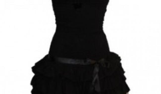 vestido4 Vestidos de inverno 2009