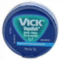 vick vaporub Vick Vaporub   Dicas para tratar a Tosse