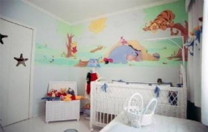 Pintura de Parede em Quarto Infantil – Fotos e Dicas