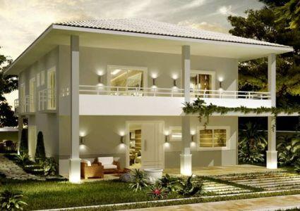 planta de casas 2 pisos 150x150 Planta de Casas 2 Pisos