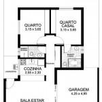 planta3 150x150 Projetos de Casas Grátis
