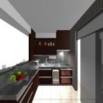 projeto de cozinha americana2 150x150 Projeto de Cozinha Americana