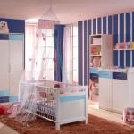 quarto de bebe masculino decorado1 150x150 Decoração de Quarto de Bebê Masculino, Fotos