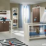 quarto de bebe masculino1 150x150 Decoração de Quarto de Bebê Masculino, Fotos