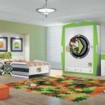 quarto decoracao parameninos moveis de personagens bem 10 2 150x150 Decoração para Quartos Masculinos
