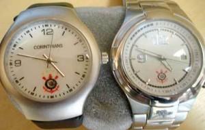 Coleção Exclusiva dos Relógios do Corinthians (Fotos, Preços)