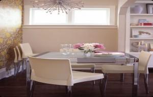 Sala de Jantar qual a mesa Ideal