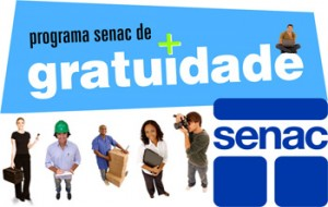 SENAC Colombo Cursos Gratuitos 2011