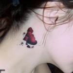 tatuagens femininas delicadas e pequenas 13 150x150 Tatuagens Femininas   Galeria com as melhores fotos