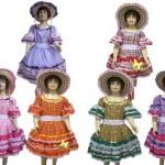 vestido caipira festa junina modelos 2011 8 150x150 Vestido Caipira Festa Junina Modelos 2012