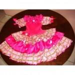 vestidos de festa junina 150x150 Roupas infantis para festa junina   modelos e onde comprar