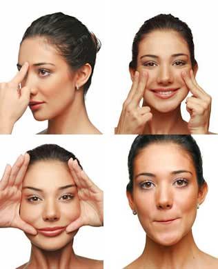 ioga facial materia 30 Exercício Facial: Aprenda Algumas Dicas Ginástica Facial