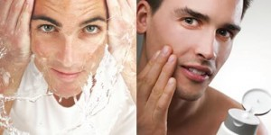 cuidados com a pele masculina  300x150 Homens   Dicas de Como Fazer a Barba Corretamente