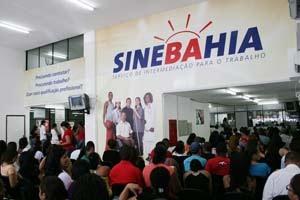 Sine Bahia Vagas de Emprego Sine Salvador: Vagas de Emprego na Bahia