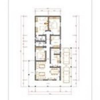 planta de casas com 4 quartos 1 Planta de Casas com 4 Quartos