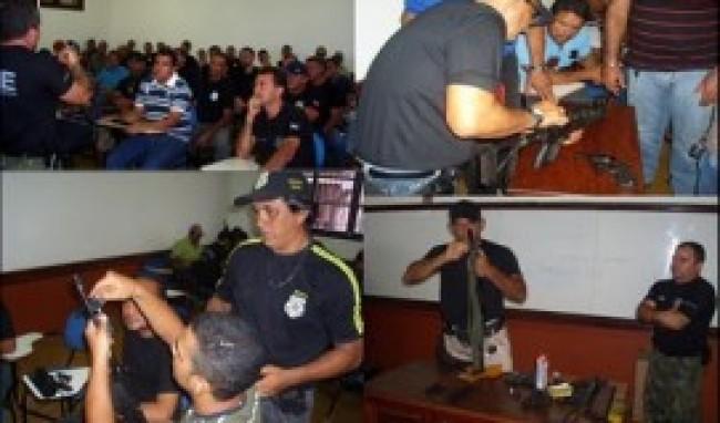 CURSO POLICIAIS CIVIS Curso de Especialização Para Policiais Civis em Campo Grande MS