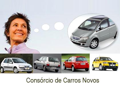 Consórcio de Carros Novos1 Consórcio de Carros Novos