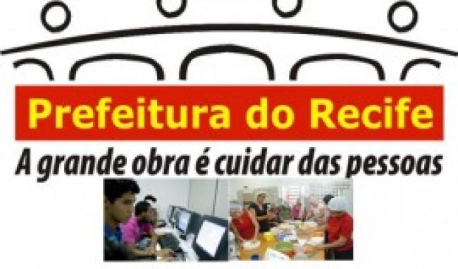 Cursos gratuitos Prefeitura de Recife Cursos gratuitos   Prefeitura de Recife