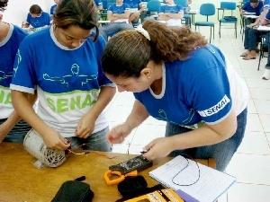 G1382 SENAI Campo Grande: Cursos Gratuitos no SENAI MS 2010