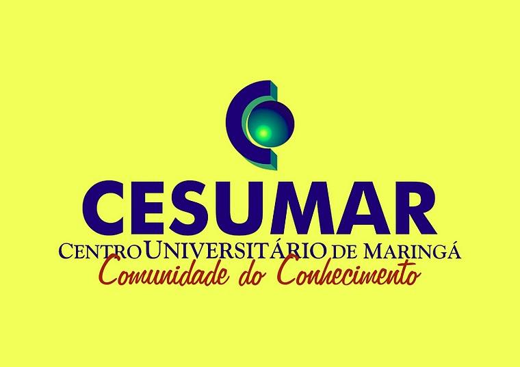 LOGO CESUMAR Cursos de pós graduação à distância em Maringá CESUMAR