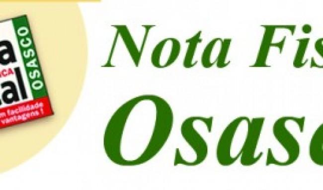 Nota Fiscal Osasco1 Nota Fiscal Osasco