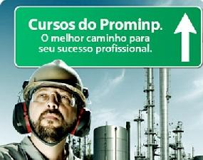 Prominp 2011 Gabarito e Resultados Inscrições Prominp   Curso de Petróleo
