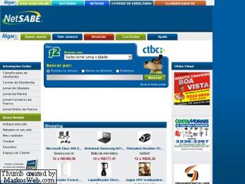 Site Netsabe  Netsabe Uberlândia