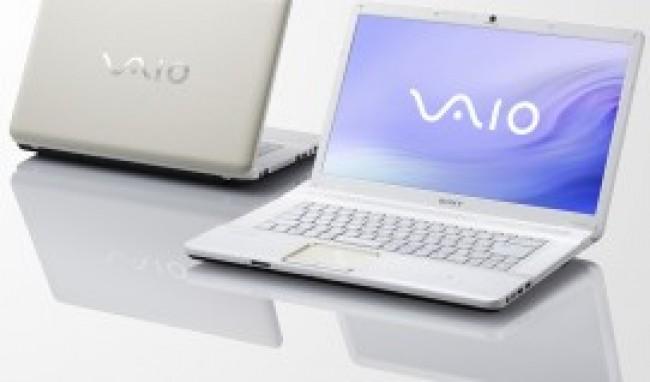 Sony Vaio N Series Notebook Sony em Promoção ou Oferta