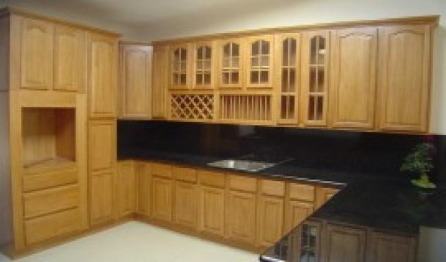 armario de madeira para cozinha Armários de Cozinhas