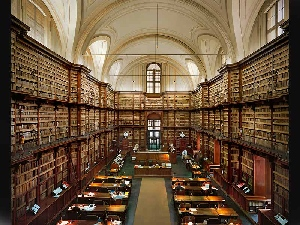 biblioteca angelica rome italie2 Curso de Biblioteconomia a Distância