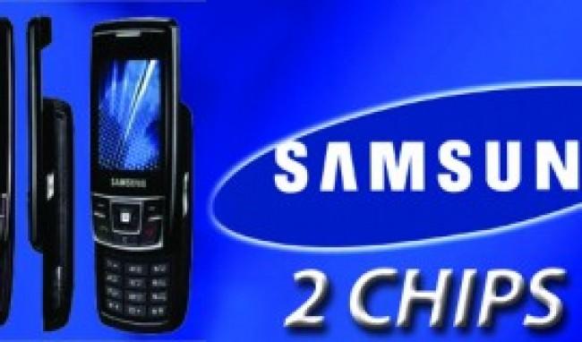 celular 2 chips Celular com 2 Chips Samsung