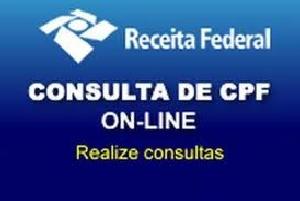 cpf4 CPF Online: Cadastrar CPF na internet
