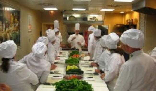 Curso de gastronomia italiana for Clases cocina italiana