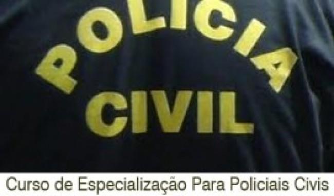curso policia civil Curso de Especialização Para Policiais Civis em Campo Grande MS