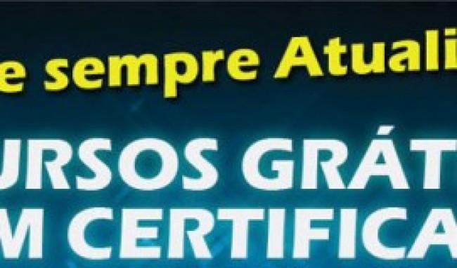 cursos2 Cursos Oferecidos Pelo Governo Gratuitos