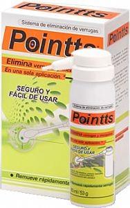file 2672 Pointts Verrugas: Tratamento contra Verrugas Points
