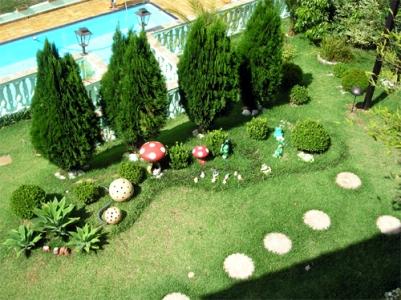 fotos de jardins de casas Fotos de Jardins de Casas