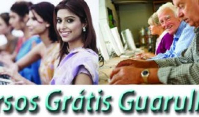 guarulhos cursos Guarulhos: Cursos Gratuitos