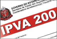 ipva 20091 IPVA 2011: Tabela com Valores SP, RJ, MG, BA, ES