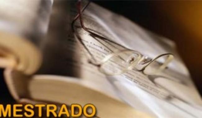 mestrado a distancia Curso de Mestrado no Rio de Janeiro