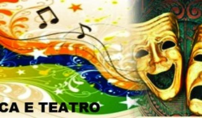 musica e teatro Cursos Gratuitos de Música e Teatro