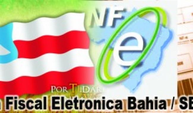 nota fiscal bahia Nota Fiscal Bahia: NF e Baiana SEFAZ BA