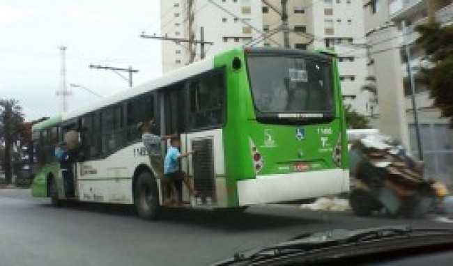 onibus13 SPTrans Tarifa 2011: Preço do Ônibus em São Paulo