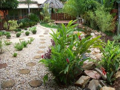 Projetos paisag sticos jardins residenciais - Decorador de jardines ...