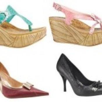 sapatos femininos dakota 3 Sapatos Femininos Dakota