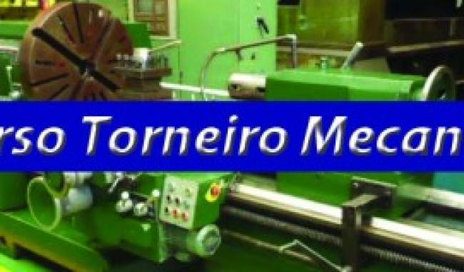 torneiro mecanico Curso de Torneiro Mecânico à Distância Grátis